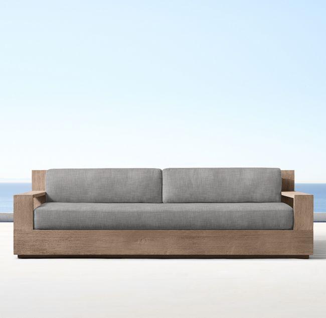 84 Marbella Teak Classic Sofa Wooden Sofa Designs Classic Sofa