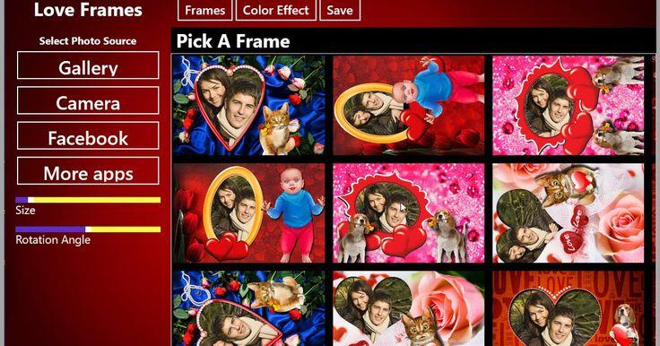 Με το Love Frames μπορείτε να δημιουργήσετε ρομαντικές φωτογραφίες χρησιμοποιώντας φωτογραφίες από τη συσκευή ή νέες φωτογραφίες που τραβήχτηκαν από τη φωτογραφική μηχανή στη συσκευή ή τις φωτογραφίες του Facebook με τη χρήση των κατάλληλων πλαισίων. Έτσι μπορείτε να δημιουργήσετε ρομαντικές φωτογραφίες με τη γυναίκα τη φίλη την αρραβωνιαστικιά σας κ.λ.π. Τέλος μπορείτε να εφαρμόσετε διάφορα εφέ φωτογραφίας όπως το Ασπρόμαυρο Φωτογραφικό Εφέ το Sepia Color Effect το Old Photo Effect και να…