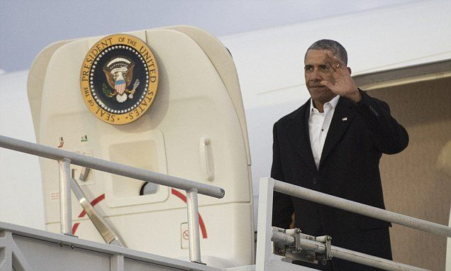Poll shows most military members unhappy Obama as commander-in-chief #DailyMail... Final Salute...
