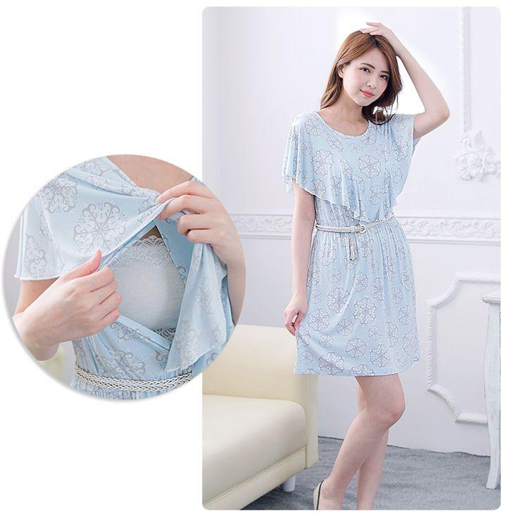 31.34$ Watch now - https://alitems.com/g/1e8d114494b01f4c715516525dc3e8/?i=5&ulp=https%3A%2F%2Fwww.aliexpress.com%2Fitem%2FFashion-Floral-Cloak-Design-Maternity-Breastfeeding-Dress-Nursing-Dress-New-Arrival%2F32728238067.html - Fashion Floral Cloak Design Maternity Breastfeeding Dress Nursing Dress New Arrival 31.34$