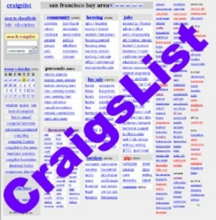 A List Of All Cities On Craigslist