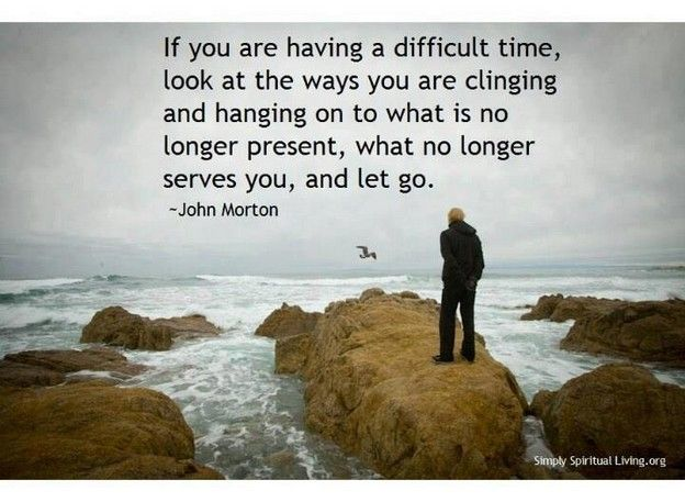 Is it time to let it go? « Bits Of Wisdom