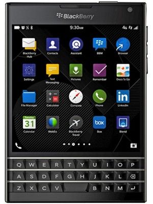 #BlackBerry Passport is a #smartphone with intuitive features like Blackberry Blend, and has up to 30 hours of battery life.
