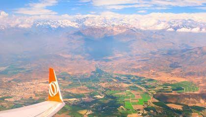 Pensando em aproveitar alguma das várias promoções de passagens aéreas para Santiago? Veja como foi voar com a Gol direto de São Paulo a Santiago.