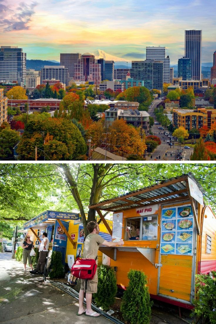 The buzz of the culture, along with high quality restaurants, bars and unique entertainment options, makes Portland, Oregon, one cool city break destination.