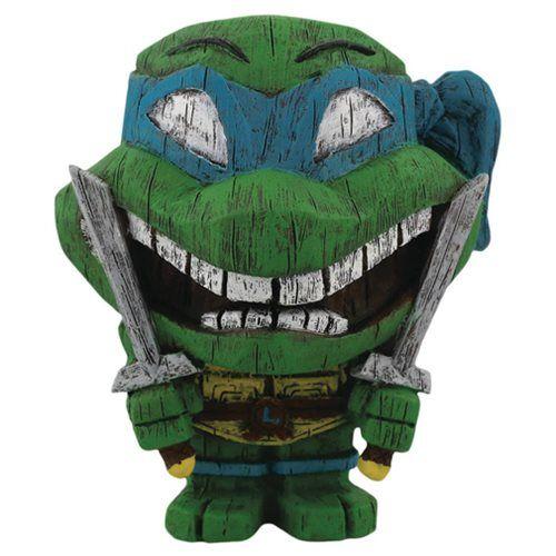Teenage Mutant Ninja Turtles Leonardo Eekeez Mini-Figure - Foco - Teenage Mutant Ninja Turtles - Mini-Figures at Entertainment Earth