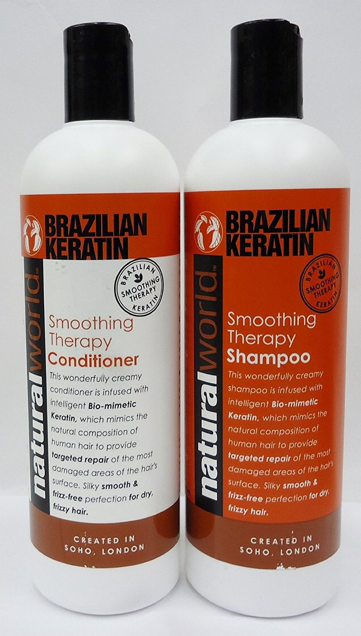 Natural World Brazilian Keratin Smoothing Therapy Shampoo Review