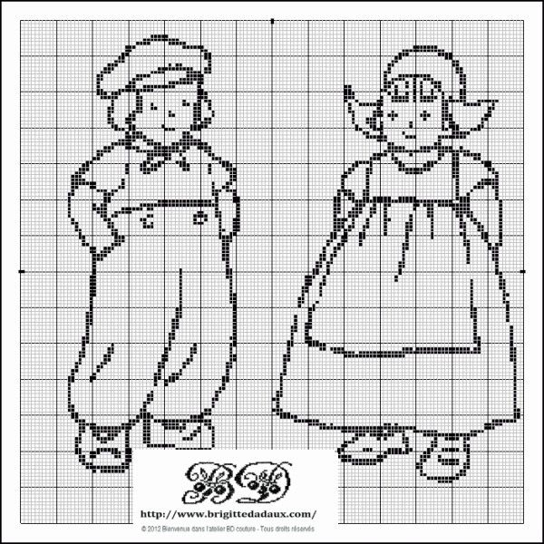 Dutch boy & girl, found on : http://ddata.over-blog.com/xxxyyy/1/17/48/03/Couple-enfants-grille-gratuite-point-de-croix-BD-Couture.pdf