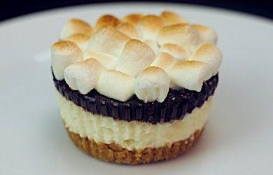 Website Smores Cheesecake