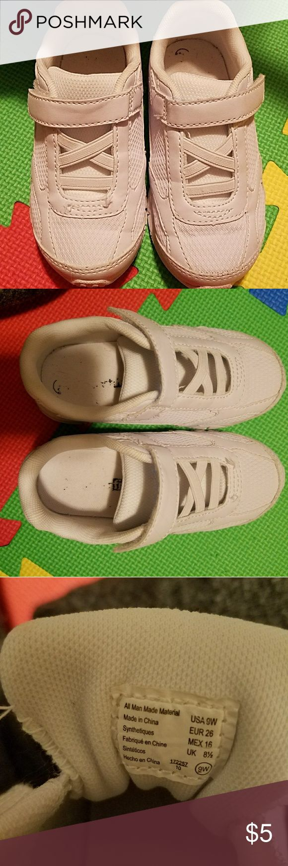 Comfort fit sneakers 9 wide toddler's Shoes Sneakers
