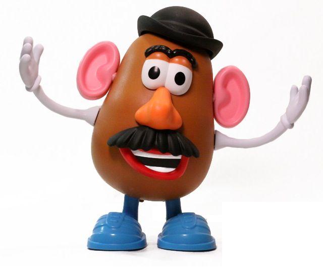 32 best mr potato head images on pinterest potato heads mr potato head and potato - Monsieur patate toy story ...