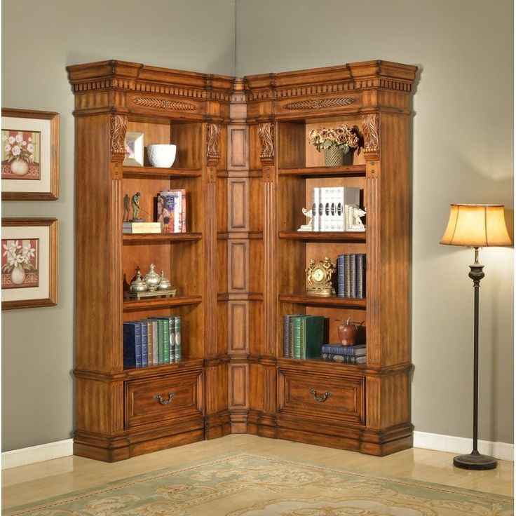 Gunnersbury Standard Bookcase In 2020 Parker House Furniture Home