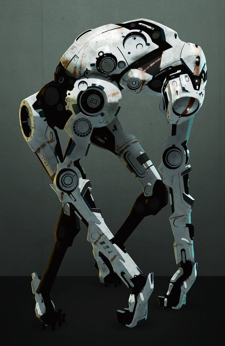 25 best ideas about robots on pinterest robot for Sci fi decor