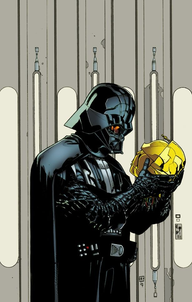 You know..  in an admittedly  sad Nerdy sorta way..  this actually is a pretty moving image..