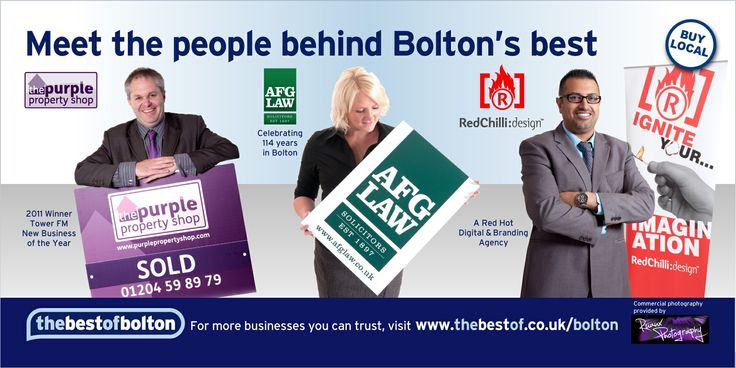 We often have member billboards up around town showcasing their business to 1000's of local people.