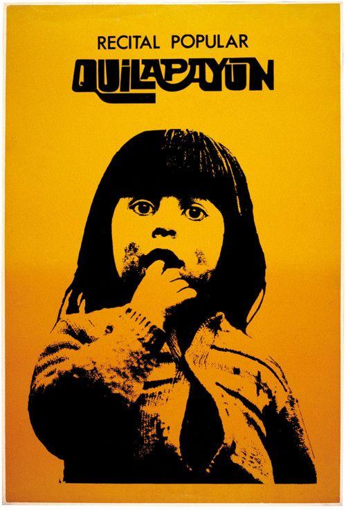40 años Afiche Político en Chile   1970 – 1973