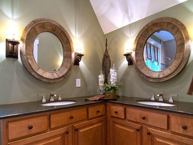 Guest Bedroom From Blog Cabin 2009 BathroomsBathroom MirrorsMaster