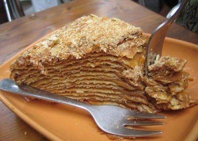 Recetas de la Abuela: Cómo hacer una Torta de Mil Hojas | El Magallanews.cl, Noticias de Punta Arenas y Magallanes