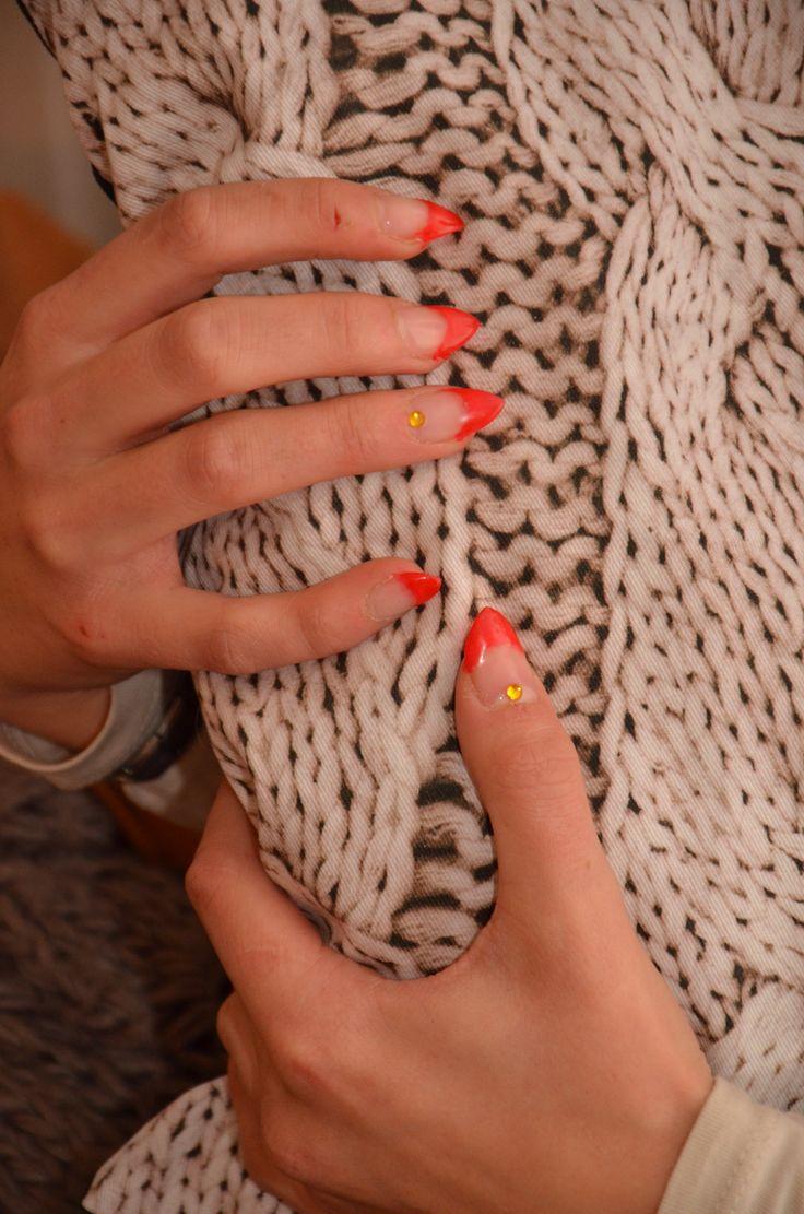 Made gelnails to my friend, love it