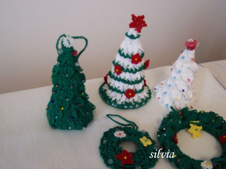 Ornamente craciun-brazi coronite