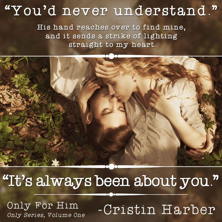 Only for Him (Only #1) by Cristin Harber