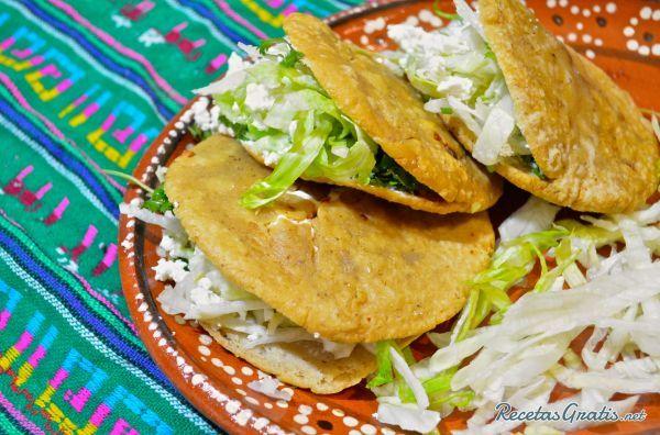 Gorditas mexicanas #RecetasMexicanas #ComidaMexicana #CocinaMexicana