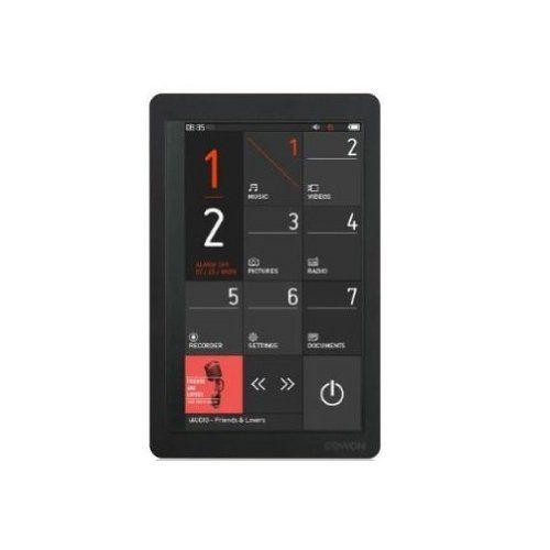 Cowon – X9 – QS12091000630 – Baladeur – MP3 – Ecran tactil 4,3″ – Sortie TV – 32 Go – Noir   Your #1 Source for Mobile Phones, MP3 Players &...
