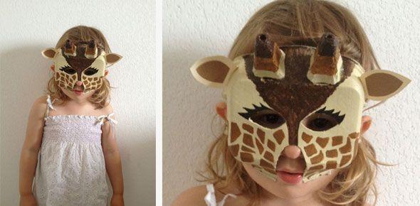 12 idées de masques à faire pour mardi gras