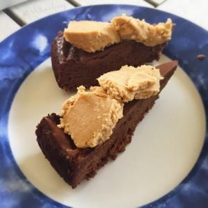 Grain Free, Egg Free Chocolate Banana Cake - Quirky Cooking