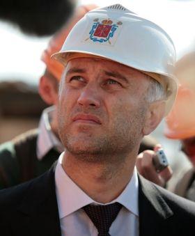 Марат Оганесян: Кресло строительного вице-губернатора весьма жесткое