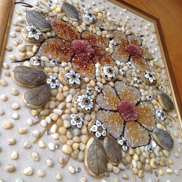Aranyvirágos csokor részlet
