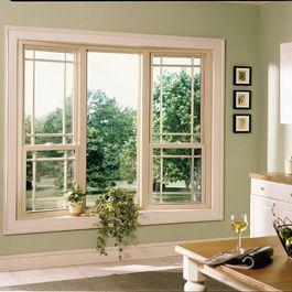 3 Lite Bow Window Nice Trim Detail Livingrooms In 2019