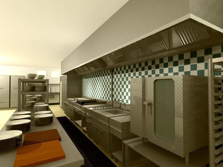 Commercial Kitchen Equipment Design 2