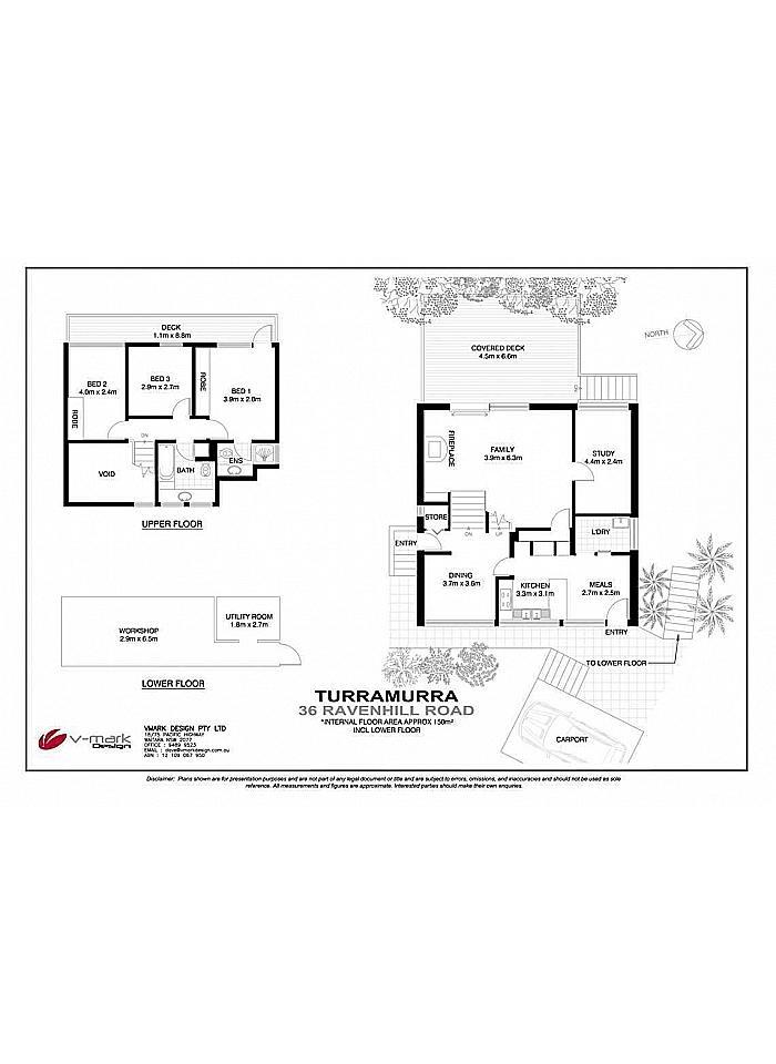 Turramurra Floor Plan