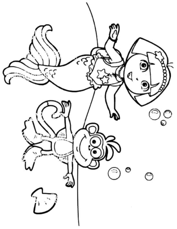 Disabilities Printable Printsave Coloring Minions Created Mermaid 101dora Feature Traci In 2020 Mermaid Coloring Pages Mermaid Coloring Flower Coloring Pages