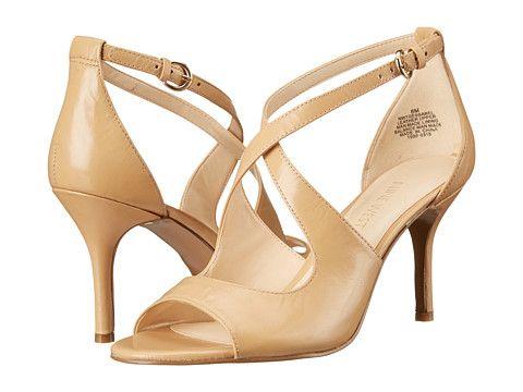 Nine West White Flat Shoes