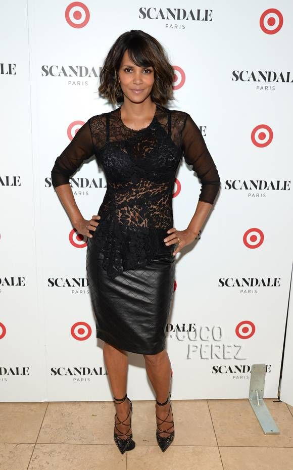 Halle Berry Brings Her Own Lingerie Line To The States!