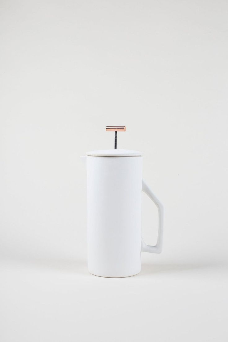 the  best modern french presses ideas on pinterest  laundry  - modern copper tip french press