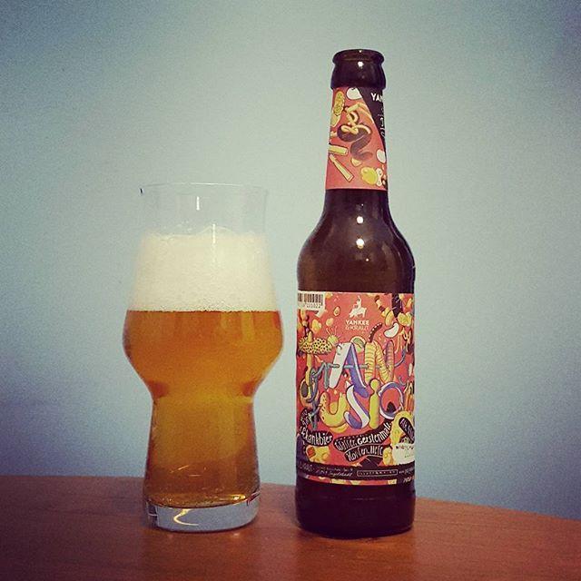 Yankee & Kraut Transfusion  #craftbeer #craftbier #kiel #ingolstadt #yankee #kraut #yankeeundkraut #transfusion #schankbier #beerporn #instabeer #beerstagram #beer #bier #birra #cervesa #cerveja #cerveza #øl #cheers #prost #craftbeerlife #craftbeerporn #ilovebeer #beergeek #beernerd