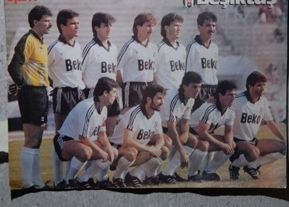 Old Beşiktaş Poster
