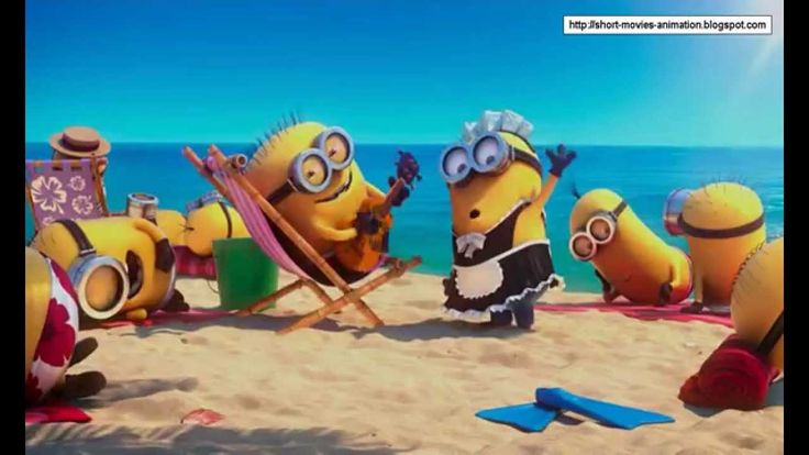 Minions, the island explodes 2015   I hope you enjoy this short video...    Do you like it? Subscribe to my channel. http://www.youtube.com/user/vagotanulo  Visit my blog: Animated short movies. http://short-movies-animation.blogspot.com Enjoy my collection of nice and lovely short animated movies. It only takes a few words to tell a powerful story.
