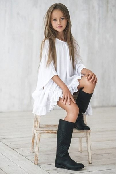 The most beautiful girl in the world - Kristina Pimenova - Women Daily Magazine. Description from pinterest.com. I searched for this on bing.com/images