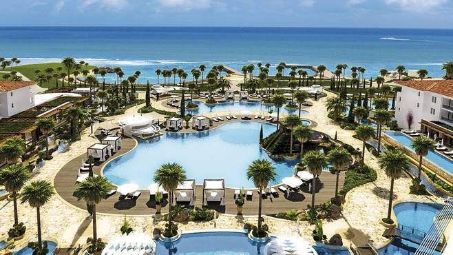 olympic lagoon resort paphos - Google Search