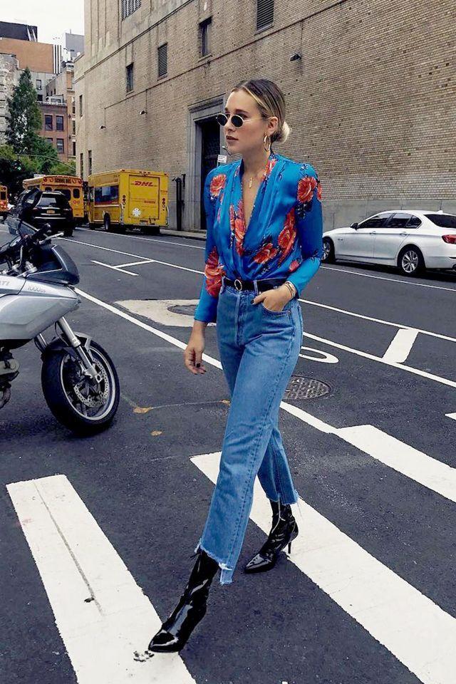 Best NYC Style: Danielle Burnstein (WhoWhatWear.com)