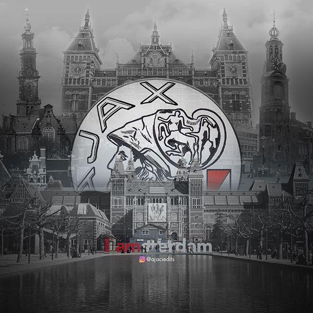 1 club, 1 stad, Ajax Amsterdam ❌❌❌ #ajax #amsterdam