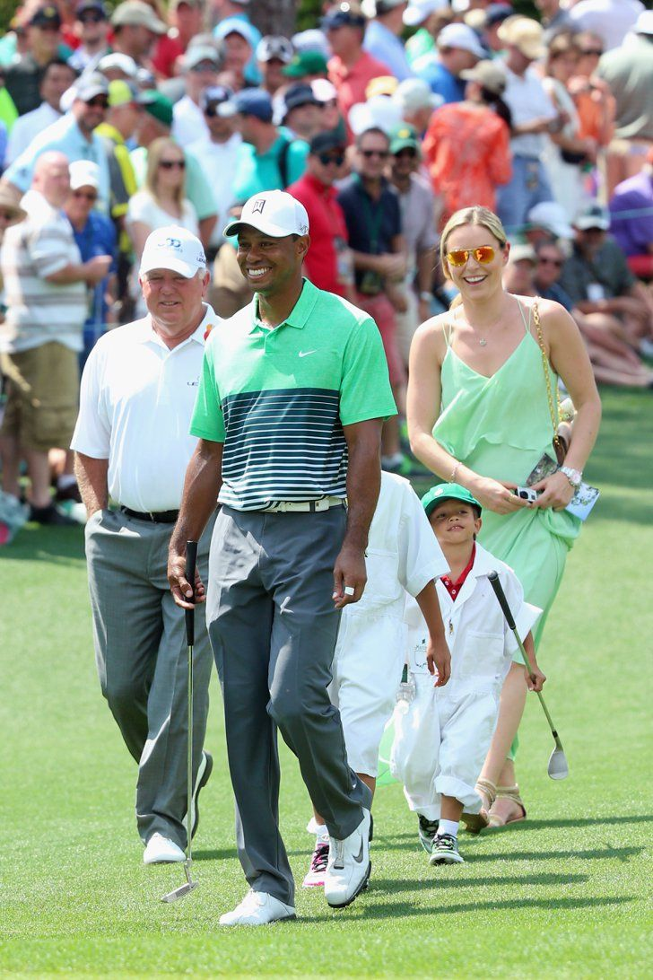 Tiger Woods Tee Time Thursday