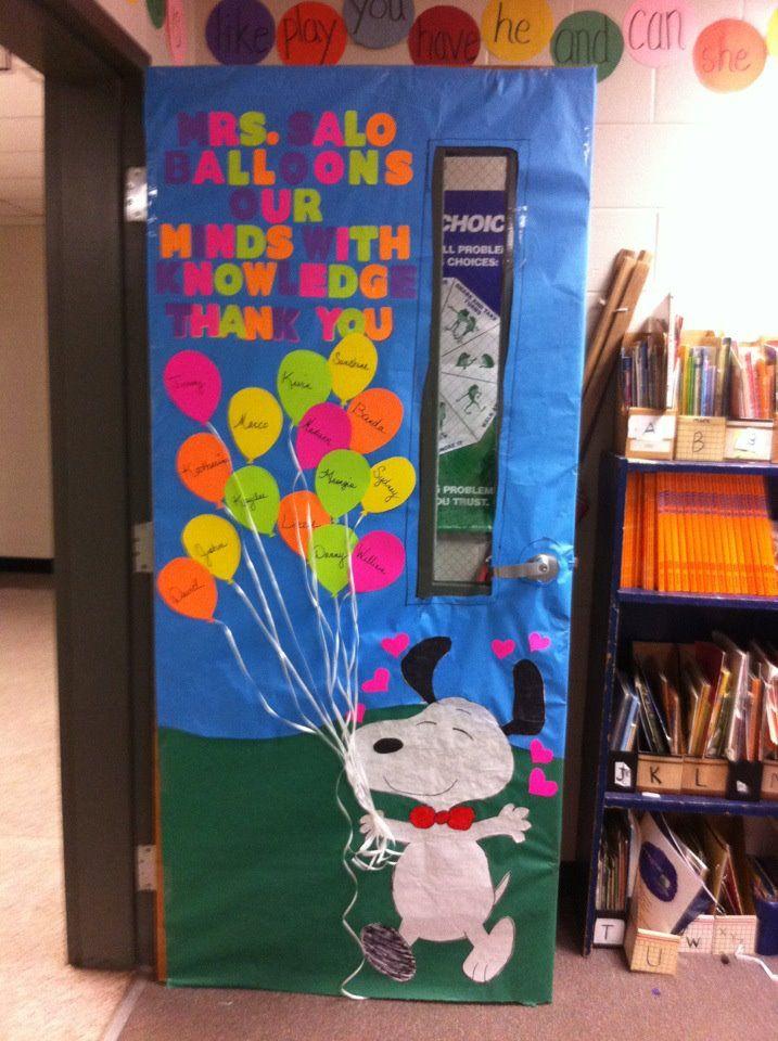 Teacher Appreciation Door Decoration Her Teacher Loves