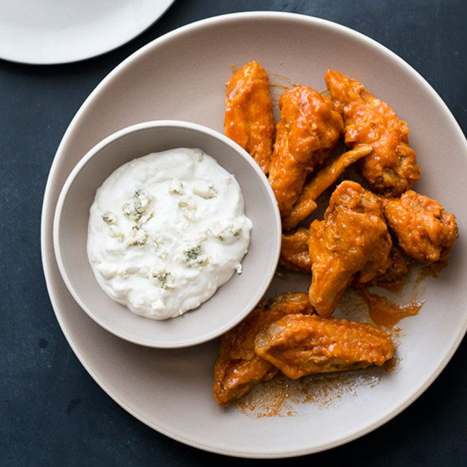 10 Crispy, Crunchy Deep-Fried Chicken Wings for National Chicken Wing Day | Food & Wine