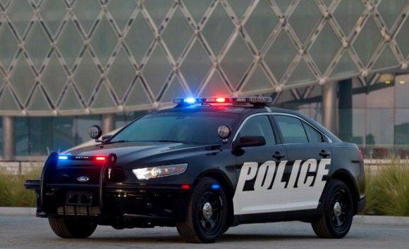 Cop cars in Abu Dhabi, Yas Marina Circtui