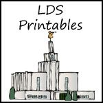 Articles of Faith and other LDS printables